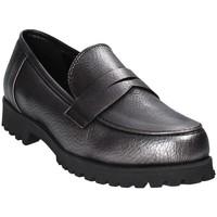 Sko Dame Mokkasiner Grace Shoes 0215 Grå
