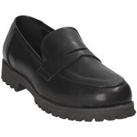 Sko Dame Mokkasiner Grace Shoes 0215 Sort