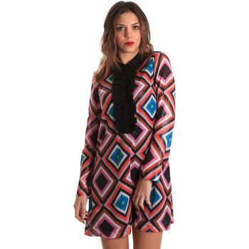 textil Dame Korte kjoler Denny Rose 821DD10026 Sort