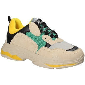 Sko Dame Lave sneakers Gold&gold B18 GT530 Gul