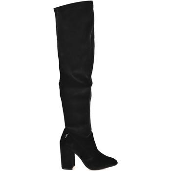 Sko Dame Chikke støvler Gattinoni PINOD0782W Sort