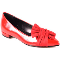 Sko Dame Ballerinaer Grace Shoes 2216 Rød