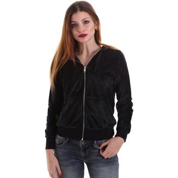 textil Dame Sweatshirts Key Up 5CS57 0001 Sort