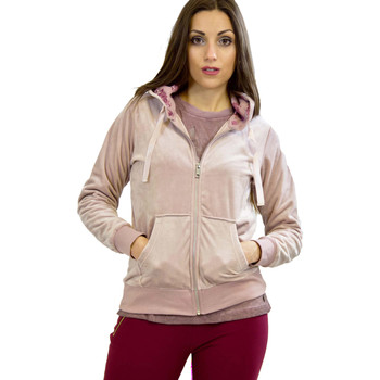 textil Dame Sweatshirts Key Up 5CS57 0001 Lyserød