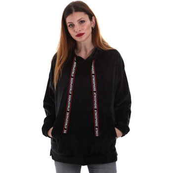 textil Dame Sweatshirts Key Up 5CS91 0001 Sort