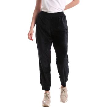 textil Dame Løstsiddende bukser / Haremsbukser Key Up 5CS55 0001 Blå