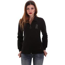 textil Dame Sweatshirts Key Up 5EG20 0001 Sort