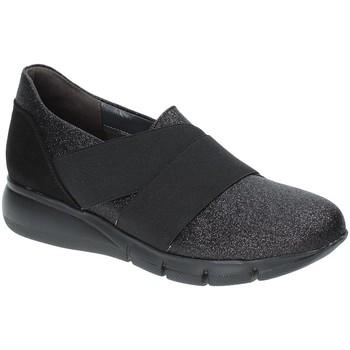 Sko Dame Slip-on Grace Shoes 962789 Sort