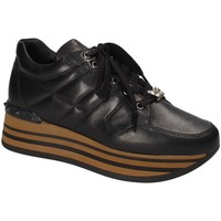 Sko Dame Lave sneakers Triver Flight 232-11A Sort