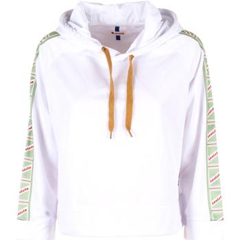 textil Dame Sweatshirts Invicta 4454184DP hvid