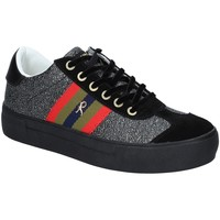 Sko Dame Lave sneakers Roberta Di Camerino RDC82140 Sort