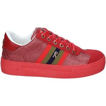 Sko Dame Lave sneakers Roberta Di Camerino RDC82140 Rød