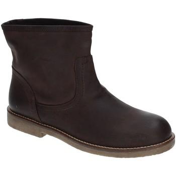 Sko Dame Høje støvletter Grace Shoes 1839 Brun
