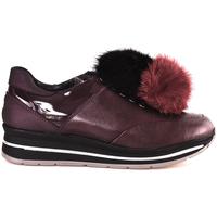 Sko Dame Lave sneakers Grunland SC3944 Rød