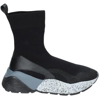 Sko Dame Høje sneakers Studio Italia STAR 04 Sort