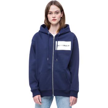 textil Dame Sweatshirts Calvin Klein Jeans J20J207832 Blå