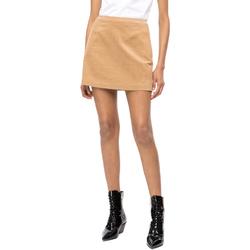 textil Dame Nederdele Calvin Klein Jeans J20J208503 Beige