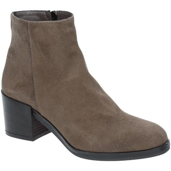 Sko Dame Høje støvletter Grace Shoes 1826 Brun