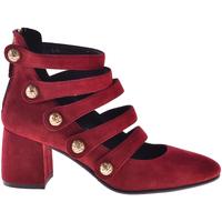 Sko Dame Højhælede sko Elvio Zanon I0703P Violet