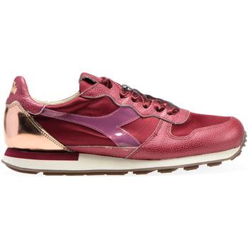 Sko Dame Lave sneakers Diadora 201.172.775 Rød