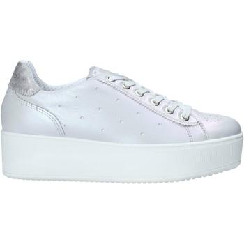 Sko Dame Lave sneakers IgI&CO 5158500 Sølv