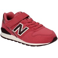 Sko Børn Lave sneakers New Balance NBKV996F2Y Rød