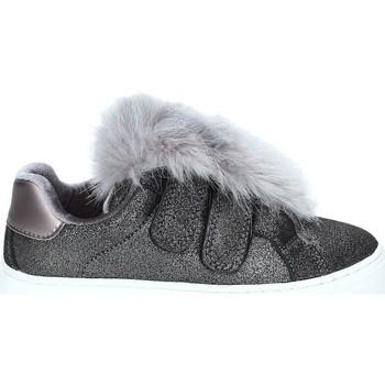 Sko Børn Lave sneakers Grunland SC3958 Sort