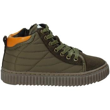 Sko Børn Høje sneakers Grunland PO1079 Grøn