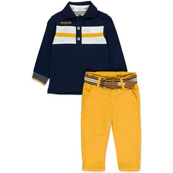 textil Dreng Sæt Losan 827-8031AC Blå