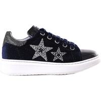 Sko Pige Lave sneakers Nero Giardini A830622F Blå