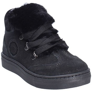 Sko Børn Høje sneakers Melania ME2406D8I.C Sort