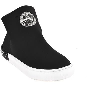 Sko Børn Høje sneakers Holalà HS0015T0002J Sort