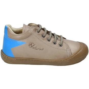 Sko Børn Lave sneakers Naturino 2012120-01-9103 Brun