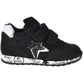 Sko Børn Lave sneakers Melania ME1247B8I.A Sort