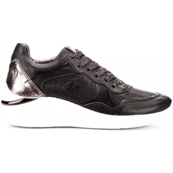 Sko Dame Lave sneakers Lumberjack SW44605 001 P05 Sort