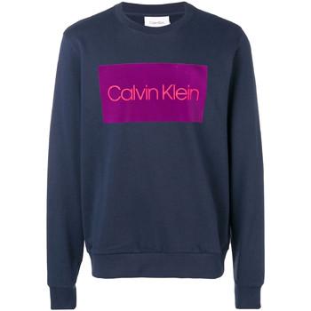 textil Herre Sweatshirts Calvin Klein Jeans K10K102973 Blå