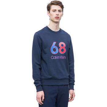 textil Herre Sweatshirts Calvin Klein Jeans K10K102981 Blå