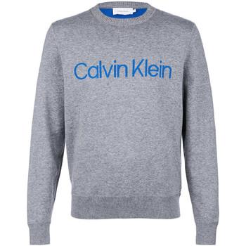 textil Herre Pullovere Calvin Klein Jeans K10K102997 Grå