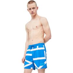 textil Herre Badebukser / Badeshorts Calvin Klein Jeans KM0KM00274 Blå