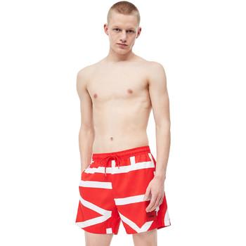 textil Herre Badebukser / Badeshorts Calvin Klein Jeans KM0KM00274 Rød