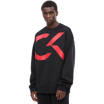 textil Herre Sweatshirts Calvin Klein Jeans 00GMH8W329 Sort