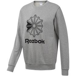 textil Herre Sweatshirts Reebok Sport DT8130 Grå