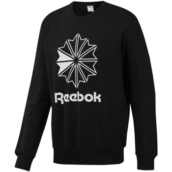 textil Herre Sweatshirts Reebok Sport DT8132 Sort