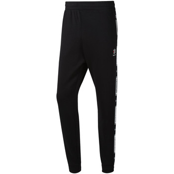 textil Herre Træningsbukser Reebok Sport DT8143 Sort