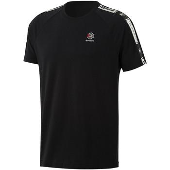 textil Herre T-shirts m. korte ærmer Reebok Sport DT8147 Sort