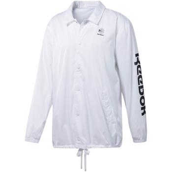 textil Herre Sportsjakker Reebok Sport DT8203 hvid