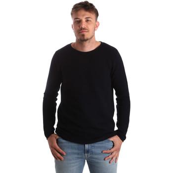 textil Herre Pullovere Antony Morato MMSW00938 YA100018 Blå
