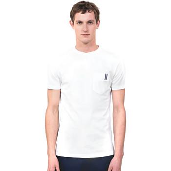 textil Herre T-shirts m. korte ærmer Antony Morato MMKS01490 FA100084 hvid