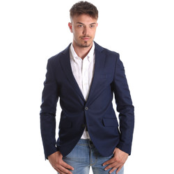 textil Herre Jakker / Blazere Antony Morato MMJA00388 FA400060 Blå