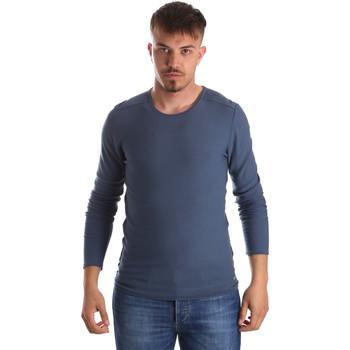 textil Herre Pullovere Gaudi 911FU53013 Blå